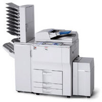 Ricoh Aficio MP 6000 printing supplies