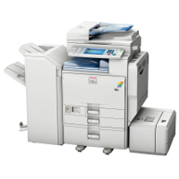 Ricoh Aficio MP C3501 printing supplies