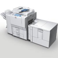 Ricoh Aficio MP C8002 consumibles de impresión