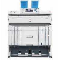 Ricoh Aficio MP W2400 printing supplies