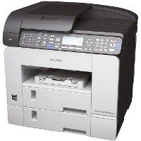 Ricoh Aficio SG 3110SFNW GelSprinter printing supplies