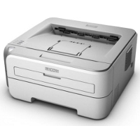 Ricoh Aficio SP 1210N printing supplies
