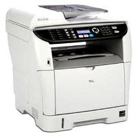 Ricoh Aficio SP 3400SF printing supplies