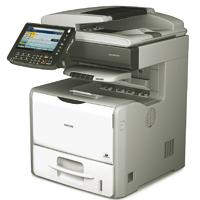 Ricoh Aficio SP 5200S printing supplies