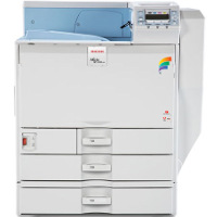 Ricoh Aficio SP C811DN-DL consumibles de impresión