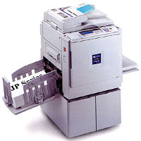 Ricoh JP-4500 printing supplies