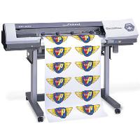 Roland VersaCAMM VP-300 printing supplies