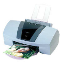 Canon S750 printing supplies