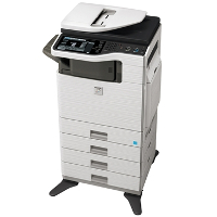 Sharp DX-C401 FX printing supplies