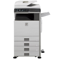 Sharp MX-2600N printing supplies