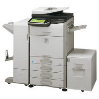 Sharp MX-2610N printing supplies