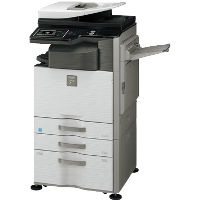 Sharp MX-3116N printing supplies