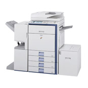 Sharp MX-3501N printing supplies