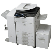 Sharp MX-3610N printing supplies