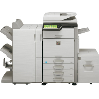 Sharp MX-4110N printing supplies