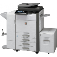Sharp MX-4140NSF printing supplies