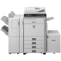 Sharp MX-5001N printing supplies