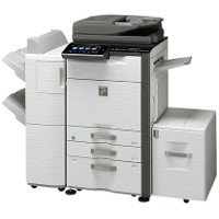 Sharp MX-5141N consumibles de impresión