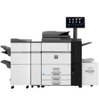 Sharp MX-6500N printing supplies