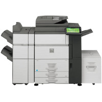 Sharp MX-7040N printing supplies