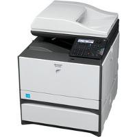 Sharp MX-C300W printing supplies
