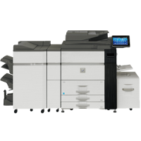 Sharp MX-M1054 printing supplies
