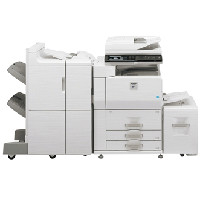 Sharp MX-M623U printing supplies