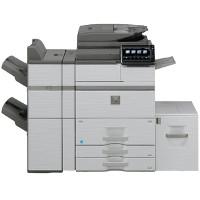 Sharp MX-M654N consumibles de impresión