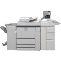 Sharp MX-M850 printing supplies