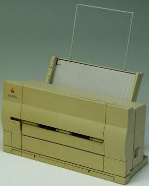 Apple StyleWriter printing supplies