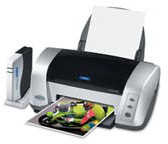 Epson Stylus C82WN printing supplies