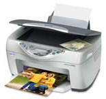 Epson Stylus CX5400 printing supplies