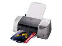 Epson Stylus Photo 875DC printing supplies