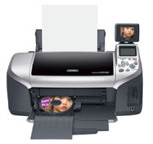 Epson Stylus Photo R300M printing supplies