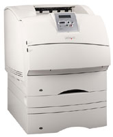 Lexmark T634dtn printing supplies
