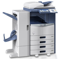 Toshiba e-STUDIO 206l printing supplies
