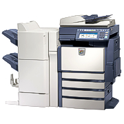 Toshiba e-STUDIO 3500c printing supplies