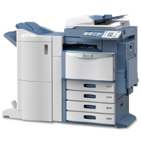 Toshiba e-STUDIO 3540c printing supplies