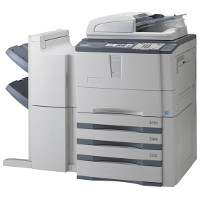 Toshiba e-STUDIO 556 printing supplies