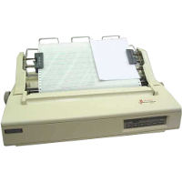 Toshiba P351 C Model 2 printing supplies
