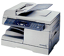 Panasonic Workio DP-150FX printing supplies