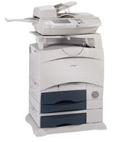 Lexmark X752e printing supplies