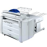 Xerox 721p Wide Format printing supplies