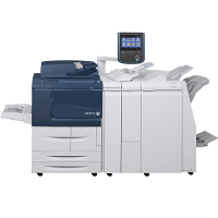 Xerox D125 printing supplies