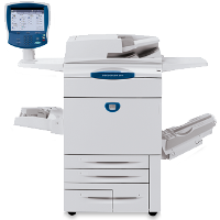Xerox DocuColor 242 printing supplies