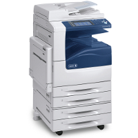 Xerox WorkCentre 7125t printing supplies