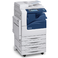 Xerox WorkCentre 7225t printing supplies