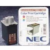 NEC 30-065 Color Inkjet Cartridge