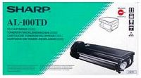 Sharp AL110TD Black Laser Toner Cartridge / Developer