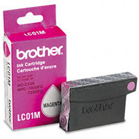 Brother LC-01M ( Brother LC01M ) Magenta Inkjet Cartridge